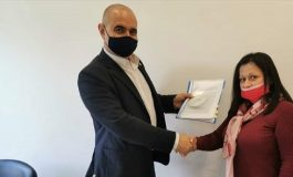 Още един договор е подписан по стратегията на МИГ Възход-Ветрино, Вълчи дол, Провадия