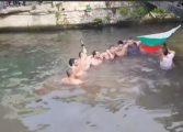 26-годишният Никола Панайотов спаси Богоявленския кръст в Девня