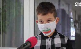 Доброто дело: 9-годишен от Добрич дари наградата си на социален дом!
