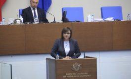 Корнелия Нинова към ГЕРБ: Времето ви изтече - знаем, че след изборите ще има промяна