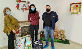 Добротворци подкрепиха дейността на Общностния център за деца и семейства във Варна