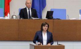 """Нинова: Питаме Борисов вярно ли е, че МС отлага задълженията на концесионера на летище """"София""""?"""