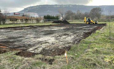 Кметът на Провадия Жоро Илчев издейства изграждането на футболно игрище с открит фитнес