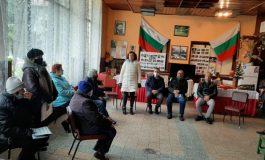Кандидати за народни представители от ГЕРБ-СДС представиха програмата на коалицията в селата Блъсково и Бозвелийско