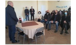 Кандидати за депутати от коалиция ГЕРБ- СДС посетиха Ветрино