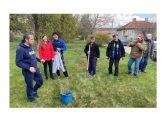 В община Суворово започна акция по засаждане на нови 400 дръвчета