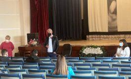 За пример! За пореден път кметът на Аврен Емануил Манолов подпомага местните студенти