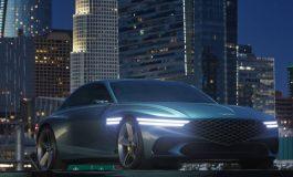 Genesis X - една от най-елегантните коли на годината