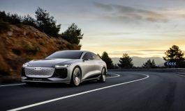 Audi A6 e-tron - бъдещето на седаните идва в елегантна форма