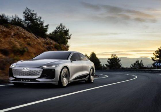 Audi A6 e-tron – бъдещето на седаните идва в елегантна форма