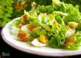 Зелените листни зеленчуци укрепват мускулите