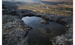 Каменната тераса на Петрич кале разкрива удивителна гледка