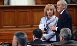 Служебно правителство до пълната победа на Радев