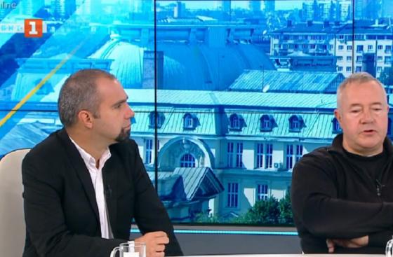 Харалан Александров: Виждаме края на хегемонията на ГЕРБ