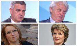 Президентът Радев избира между Стефан Янев и Бойко Рашков за служебен премиер?