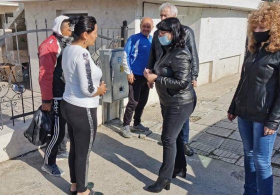 Кметът и съветници от Каварна помогнаха на тежко болна жена