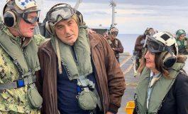 """""""Русофобията"""" на Борисов не е само тактически ход: Вместо платноходките, в Черно море навлязоха най-мощните разрушители"""
