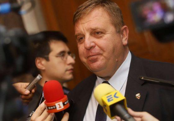 Красимир Каракачанов: ДБ не са десница, а розови либерали