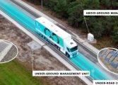 Италия започна изграждането на трасе за зареждане на електромобилите в движение