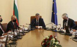 Първо заседание на служебния кабинет. Премиерът Янев: Всичко е под контрол, работим на пълни обороти