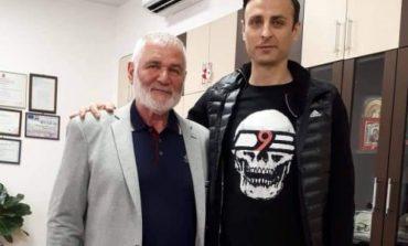 Димитър Бербатов в Силистра за среща с представителите на местните футболни клубове