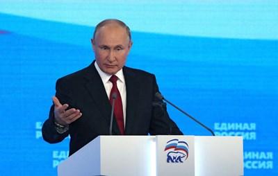 Путин махна Медведев от листите за изборите