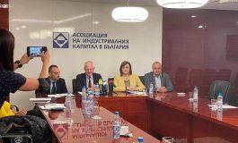 Корнелия Нинова се срещна с работодателските организации по тяхна покана