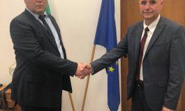 Старши комисар Атанас Михов е новият директор на ОДМВР - Варна