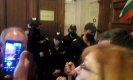 """""""БОЕЦ"""" блокира Съдебната палата, няма да пускат Гешев в нея"""