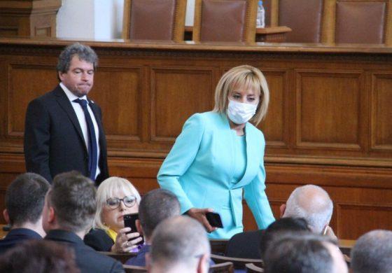 Мая Манолова: Искаме да има правителство