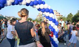 Нова зона за отдих в Бяла радва жители и гости