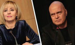 Алфа Рисърч: Слави Трифонов и Мая Манолова изгубиха половината си привърженици
