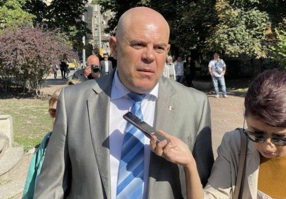 Гешев отрече да е скрил дело срещу бивш министър на Борисов