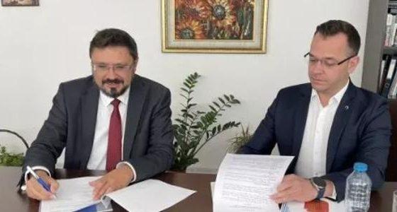 БТА и Община Добрич подписаха договор за откриване на национален пресклуб на агенцията в града