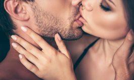Какво означават целувките на определени места