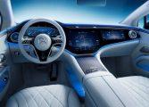 Mercedes EQS – флагманът при електромобилите
