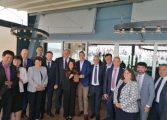 Посланик Херо Мустафа се срещна във Варна с кметовете на Черноморските общини
