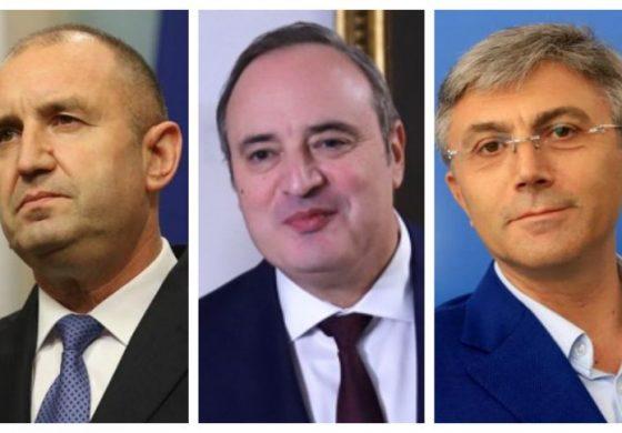 Юлий Павлов: Карадайъ е трети, сигурен балотаж между Радев и Герджиков. Панов пада на четвърто място