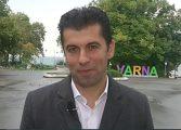 Кирил Петков с премиерска промоция пред бизнесмени през уикенда във Варна
