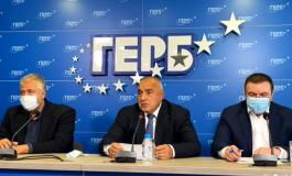 Борисов за ковид кризата: В момента сме във война! Правителството да каже как да им помогнем