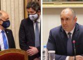 """Безумният призив на """"Демократична България"""" към Румен Радев да прекрати кампанията си!"""