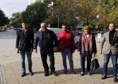 Коалицията ГЕРБ - СДС регистрира листата си с кандидати за народни представители