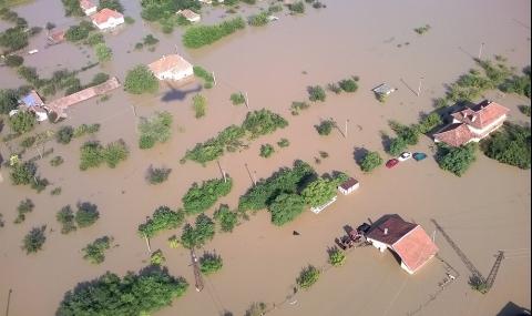 ОПАСНОСТ! Идат големи наводнения от 14 до 16 октомври