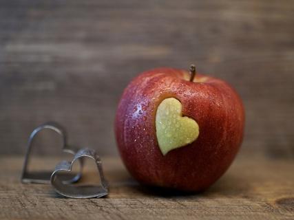 Ябълките пазят сърцето