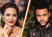 Новата звездна двойка: Анджелина Джоли и певецът The Weeknd