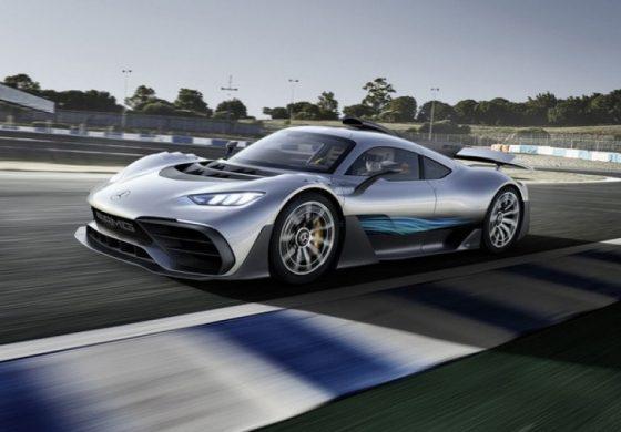 Производството на суперавтомобила Mercedes-AMG One стартира през следващата година