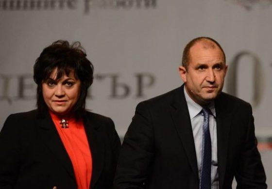 Тихата война на БСП срещу Румен Радев